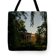 Parthenon At Nashville Tennessee 14 Tote Bag