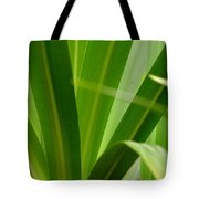 Particularly Green Tote Bag