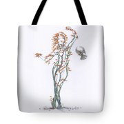 Partners In The Dance Re-imagined Tote Bag