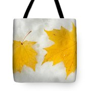Partners Till The End Tote Bag