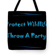 Party 2 Tote Bag