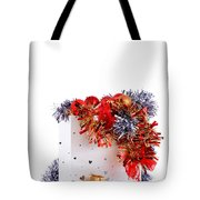 Party Decorations In A Bag Tote Bag