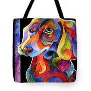 Party Doxy Tote Bag
