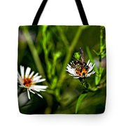 Party Flower 2 Tote Bag
