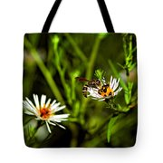 Party Flower Tote Bag