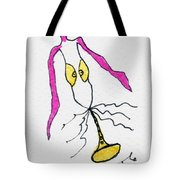 Party Guy Tote Bag