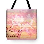 Party Invitation - General - Wild Azalea Blossoms Tote Bag