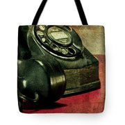 Party Line II Tote Bag