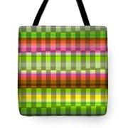 Party Stripe Tote Bag