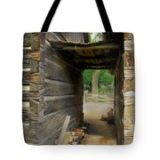 Passage To Another Time Tote Bag