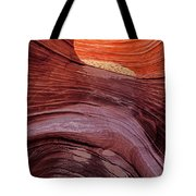 Passageway To The Wave Tote Bag