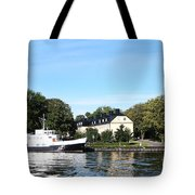 Passing By..... Tote Bag