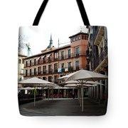 Passing By Zocodover Square Tote Bag