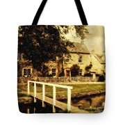 Passing Through The Cotswolds Tote Bag