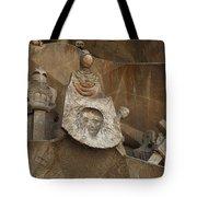 Passion Facade Spain Tote Bag