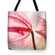 Passion For Flowers. Lightness Tote Bag