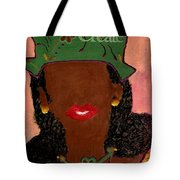 Passionate And Creative Tote Bag