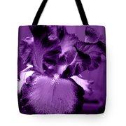 Passionate Purple Overload Tote Bag