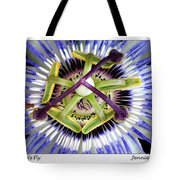 Passion's Fly Tote Bag
