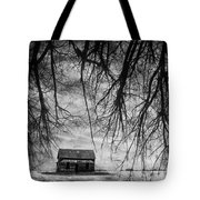Past The Woods Tote Bag