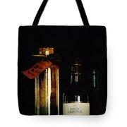 Pasta And Wine Tote Bag