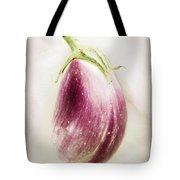 Pastel Eggplant Tote Bag