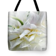 Pastels And Curls Tote Bag