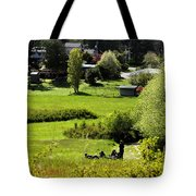Pastoral Ease Tote Bag