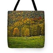 Pastoral Painted Tote Bag