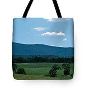 Pastureland Grazers Tote Bag