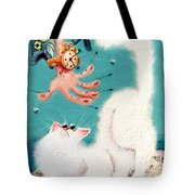 Pat That Cat Tote Bag
