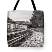 Path Of Indifference Tote Bag