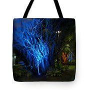 Path Of The Living Trees Tote Bag