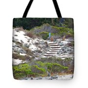 Path To Somewhere Tote Bag