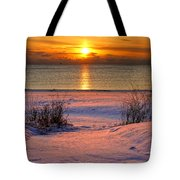Path To Splendor  Cropped Tote Bag