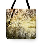 Path To The Meadow Tote Bag