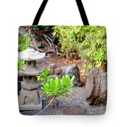 Path To The Waterfall Tote Bag