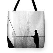 Patient Tension Tote Bag