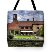 Patio Restaurant At Cecilienhof Palace Tote Bag