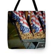 Patriotic Treats Virginia City Nevada Tote Bag