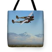 Patroling Tote Bag