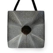 Patterns In Grey Tote Bag