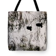 Patterns In Reflections Tote Bag