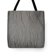 Patterns In Sand Tote Bag