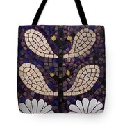 Patterns Of The Past Tote Bag