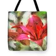 Patty's Perfect Lily Tote Bag