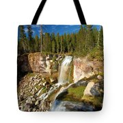 Pauina Falls Overlook Tote Bag