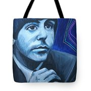 Paul Mccartney Tote Bag