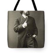 Paul Von Heyse (1830-1914) Tote Bag