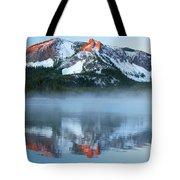 Paulina Lake Reflections Tote Bag